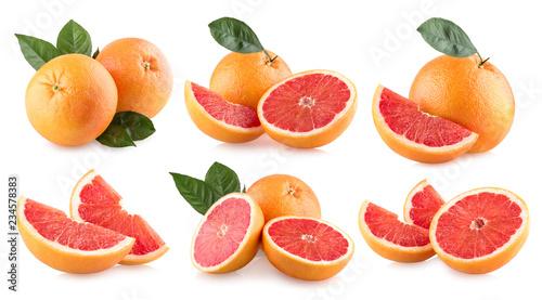 Fotografia Grapefruits