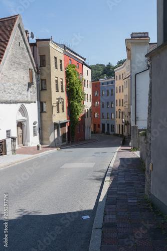 Photographie Wasserburg am Inn, Stadtansicht