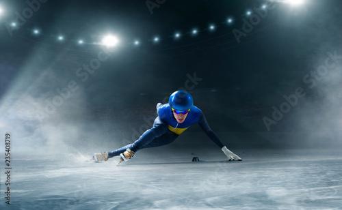 Fotografie, Obraz Short track speed skating