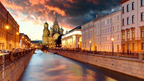 Fotografija Russia, St. Petersburg - Church Saviour on Spilled Blood