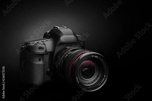 Fotografía electronic camera without logo