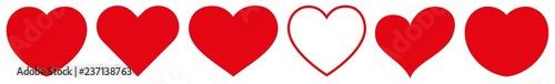 Heart | Love | Logo | Variations