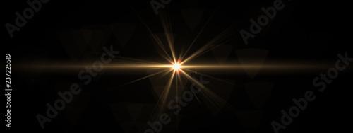 Fotografie, Tablou lights optical lens flares shiny