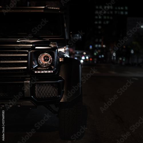 фотография Mercedes G Wagen