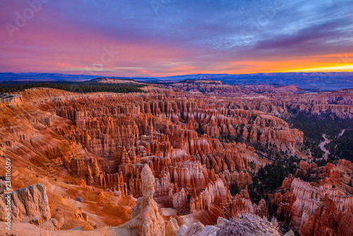 Fotografering Bryce Canyon National Park