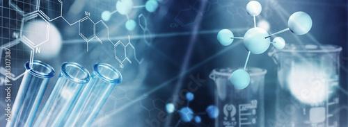 Foto Chemische und genetischen Forschung