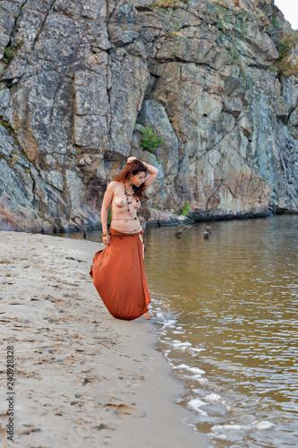Naked teen beach Watch Teen