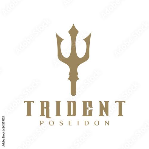 Obraz na płótnie Logo design elements Ukraine