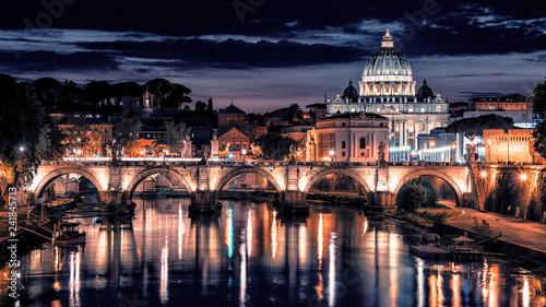 Slika na platnu St Peter's basilica in Rome