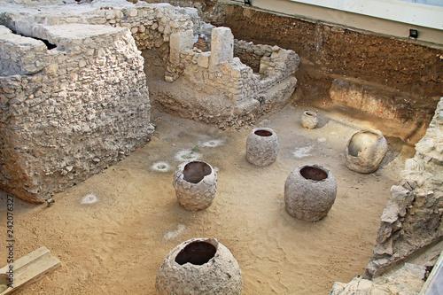 Valokuvatapetti Third Ephorate of Athens Antiquities during the reign of emperor Hadrian