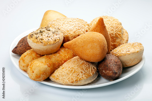 Mixed brazilian snack
