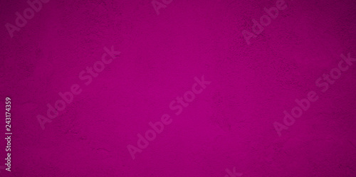 Wide Angle Abstract Grunge Decorative fuchsia Background Fototapeta