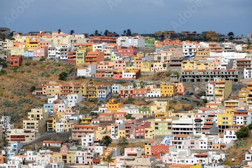Fototapeta premium San Sebastian de La Gomera