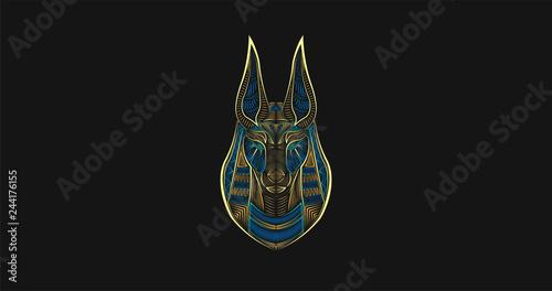 Obraz na plátně Gods of Ancient Egypt