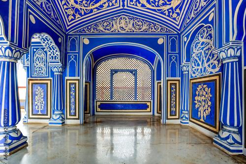 Fototapeta Jaipur City Palace, Rajasthan, India