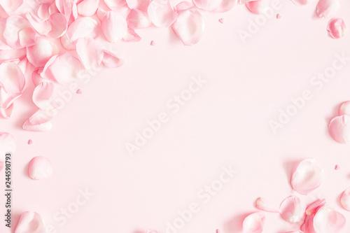 Canvas Print Flowers composition