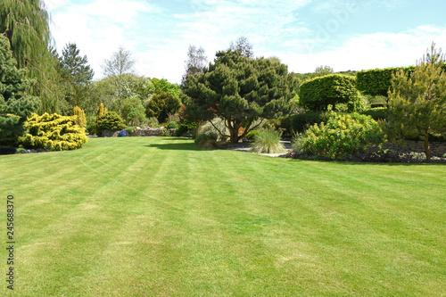 Slika na platnu A perfect English country garden