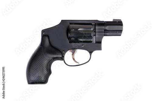 Fototapeta revolver handgun