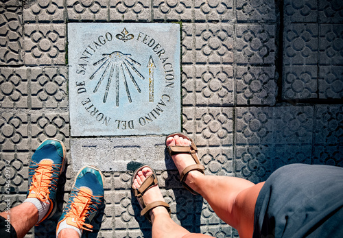 Photo Pilgrimage at the Camino de Santiago