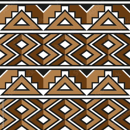 Wallpaper Mural African