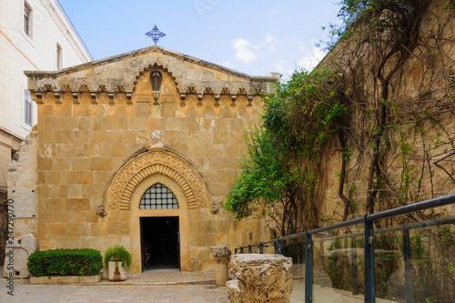 Fotografia The Church of the Flagellation