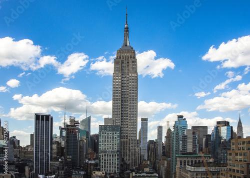 Obraz na płótnie New York City