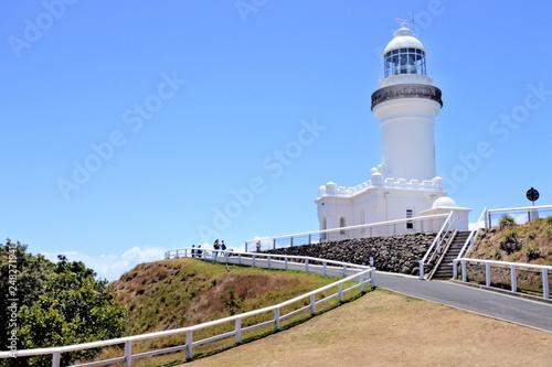 Valokuvatapetti Byron Bay Lighthouse Lookout