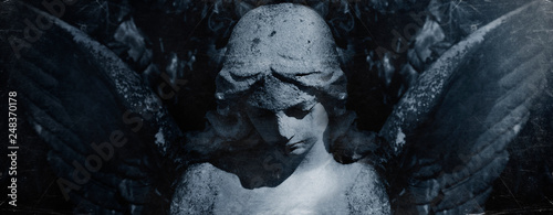 Fotografie, Obraz Angel of death