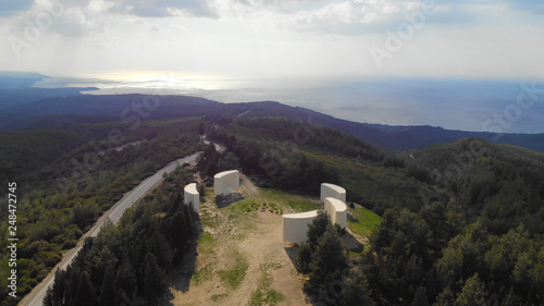 Foto Chunuk Bair - The Battle of Chunuk Bair was a World War I battle fought between the Ottoman defenders and troops of the British Empire over control of the peak in August 1915