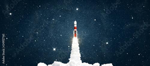 Stampa su Tela rocket