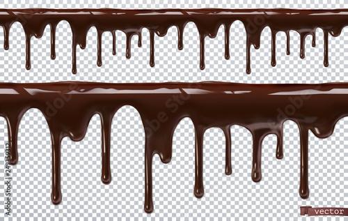 Foto Dripping chocolate