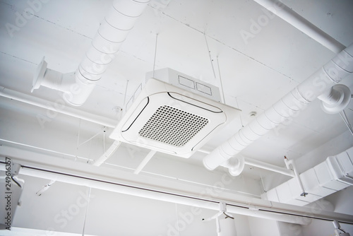Cuadros en Lienzo Ceiling Type System Air Conditioner