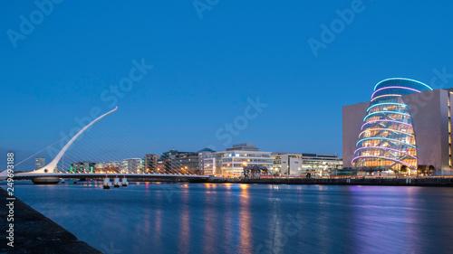 Fototapeta premium Dublin City