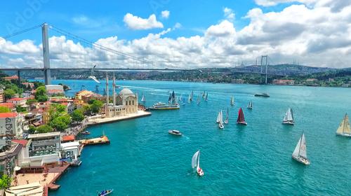 Photo Istanbul Bosphorus Bridge, Turkey