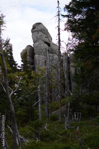 Górskie krajobrazy