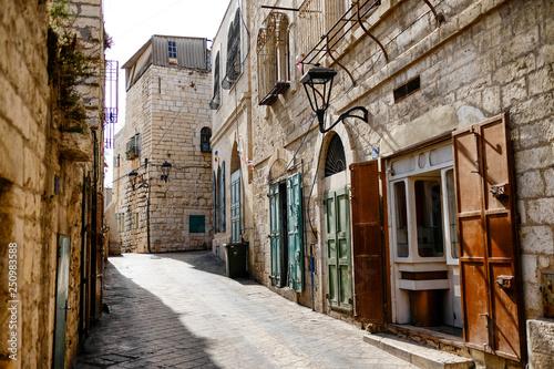 Fotografia, Obraz Street in Old City of BETHLEHEM, PALESTINIAN TERRITORIES