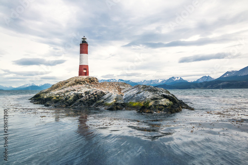 Obraz na płótnie Latarnia morska w Argentynie