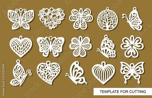 Cuadros en Lienzo Set of decorative pendants