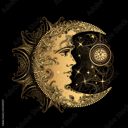 Fotografia alchemy moon sun