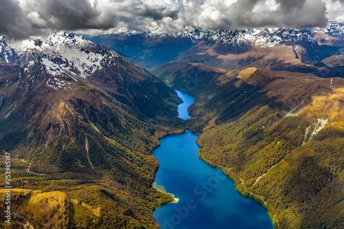 New Zealand, South Island Fototapet