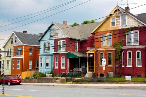 Fotografia Split Houses