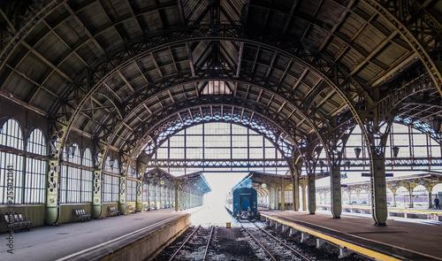 Vitebsky Railway station indoor view