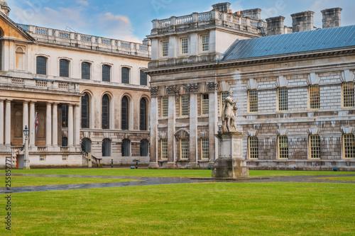 Fotografija The Old Royal Naval College in Greenwich, London, UK