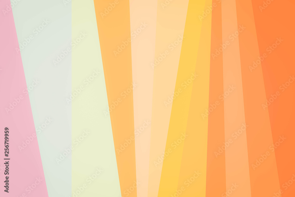 colorful Abstract pattern background. Illustration template summer