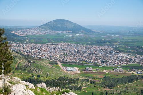 Vászonkép Mount Tavor, Mount Tabor