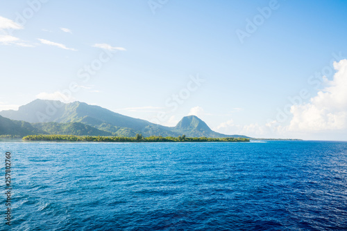 Photo Huahine, Tahiti (French Polynesia)