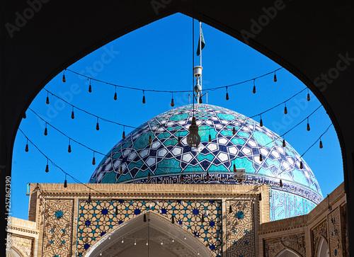 Платно A mosque in Iran, beautiful Persia
