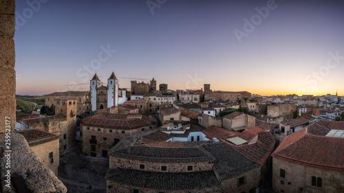 Ciudad Monumental Cáceres Extremadura España