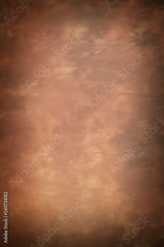 Foto Painted canvas or muslin fabric cloth studio backdrop or background