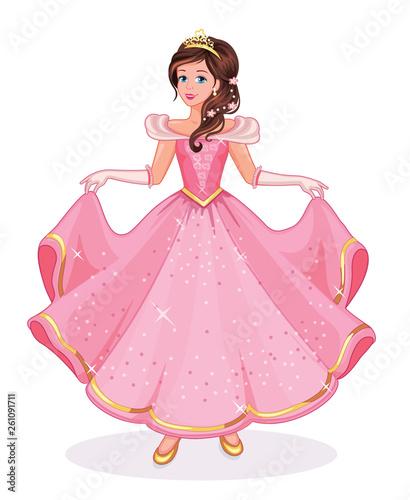 Fotografia Beautiful fairytale Elf princess